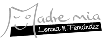 logo AyMadreMia de Lorena Neira Fernandez grey